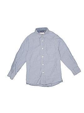 Johnnie b Long Sleeve Button-Down Shirt Size 8