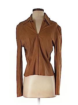 Vera Pelle Leather Jacket Size 42 (IT)