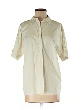 Tsesay Short Sleeve Button-Down Shirt Size 4