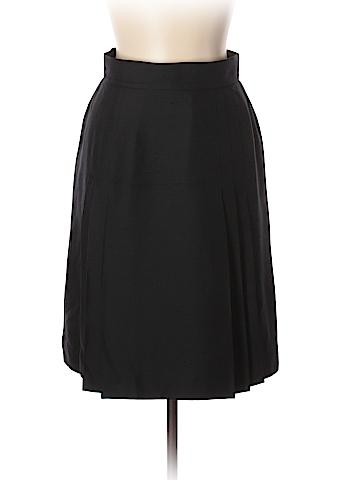 Chanel Silk Skirt Size 44 (EU)