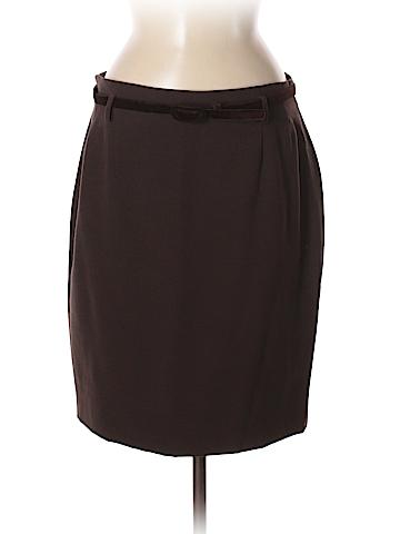 AKRIS Wool Skirt Size 12