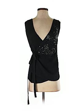 Cynthia Rowley Sleeveless Silk Top Size 3X (Plus)