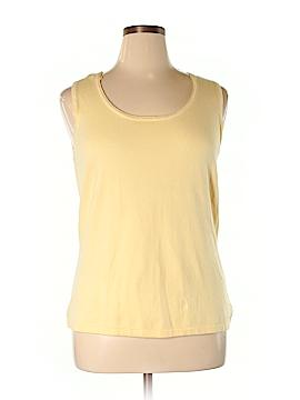 Preswick & Moore Sweater Vest Size 1X (Plus)