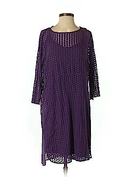 Carmakoma Casual Dress Size S (Plus)