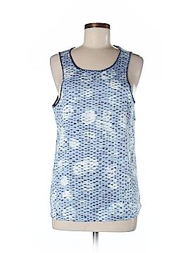 Lou & Grey Sleeveless Blouse Size M