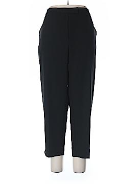 Susan Graver Dress Pants Size 20 (Plus)