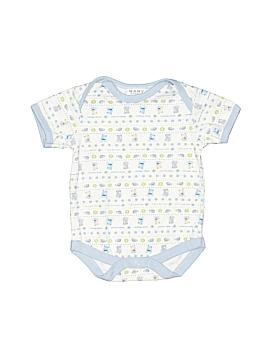 Baby by Bon Bebe Short Sleeve Onesie Size 6-9 mo