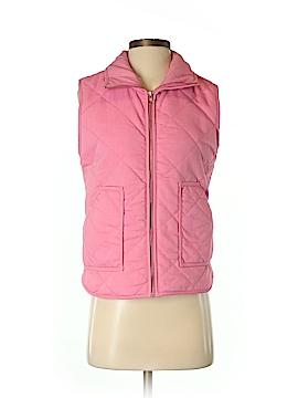 Peach Love Cream California Vest Size S
