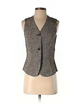 Ann Taylor Tuxedo Vest Size 2
