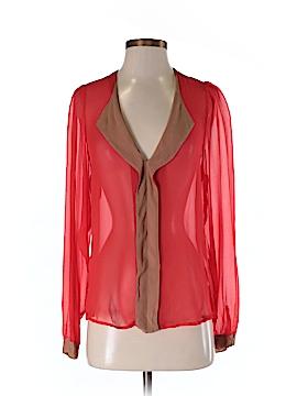 Sam & Lavi Long Sleeve Blouse Size M
