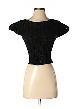Dries Van Noten Short Sleeve Top Size L