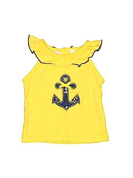Kido Headquarters Sleeveless T-Shirt Size 12 mo