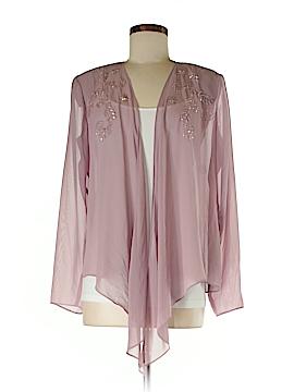 S.L. Fashions Cardigan Size 8