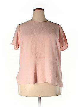Talbots Short Sleeve Top Size 18 (Plus)