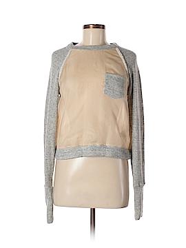 3.1 Phillip Lim Silk Pullover Sweater Size M