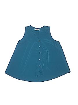 Soprano Sleeveless Blouse Size 14