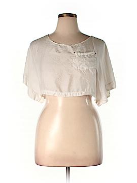 We the Free Short Sleeve Blouse Size XS (Petite)