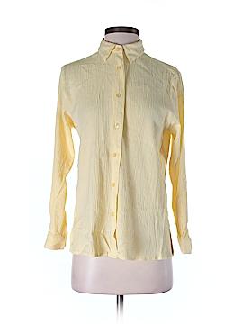 Appleseeds Long Sleeve Button-Down Shirt Size 14P