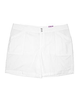Lane Bryant Khaki Shorts Size 26 (Plus)