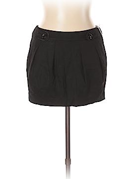 Plastic Island Wool Skirt Size M