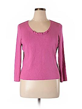 Sigrid Olsen Pullover Sweater Size XL