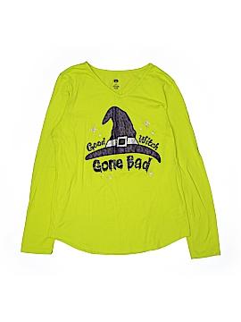 Pumpkin Long Sleeve T-Shirt Size 8