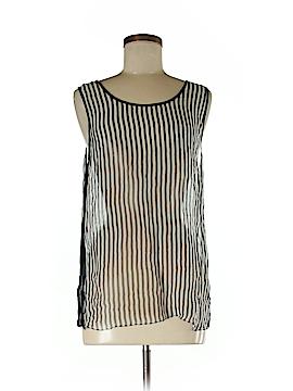 Jonathan Simkhai Sleeveless Silk Top Size M
