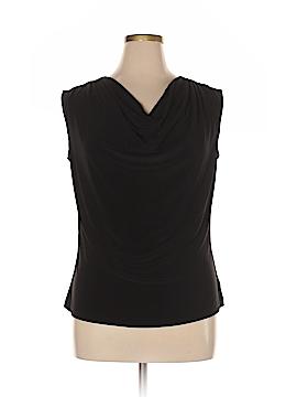 Jennie & Marlis Short Sleeve Top Size XL
