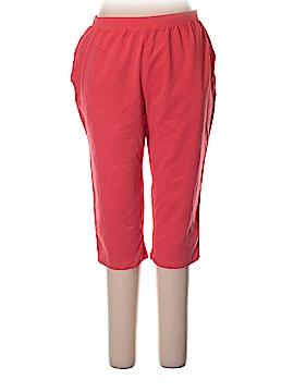 Catherines Casual Pants Size 14 - 16 Petite (Plus)