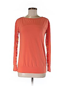 Cozy Orange Active T-Shirt Size S