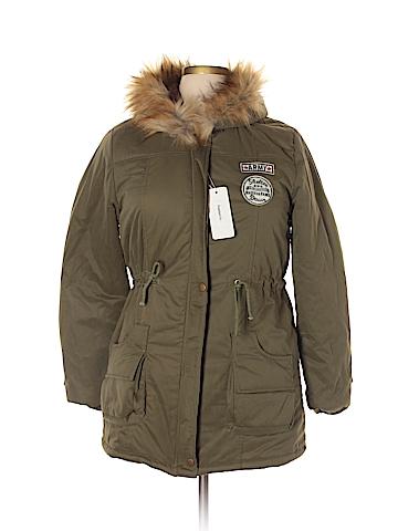Fashion Mia Coat Size XXL