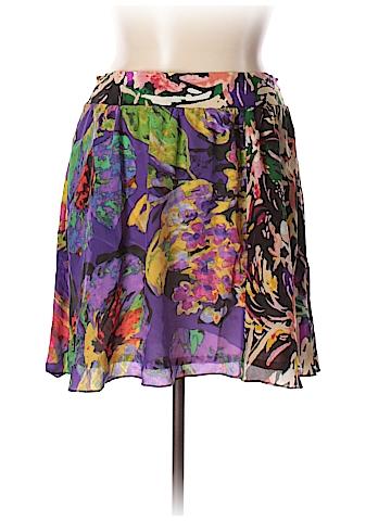 Maeve Silk Skirt Size L
