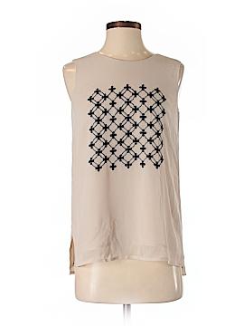 Nic + Zoe Sleeveless Blouse Size XS