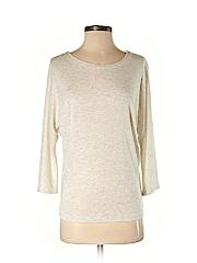 St. Tropez West Women 3/4 Sleeve T-Shirt Size XS