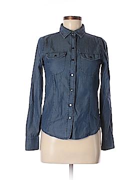 REI Long Sleeve Button-Down Shirt Size XXS