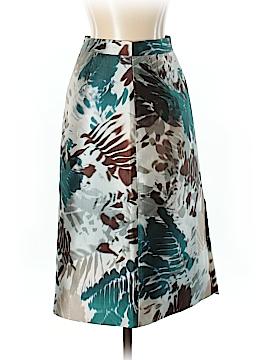 J. Crew Collection Silk Skirt Size 000