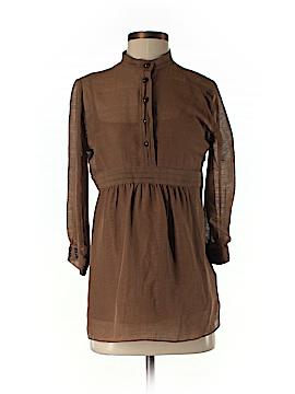 Trovata 3/4 Sleeve Silk Top Size M
