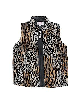 Sofi Faux Fur Vest Size 4