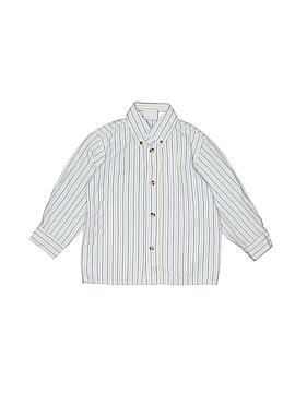Goodlad Long Sleeve Button-Down Shirt Size 3T