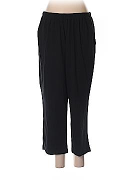 Lands' End Casual Pants Size 0X (Plus)