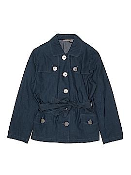 Kim Rogers Denim Jacket Size 12