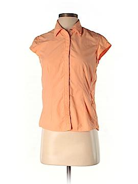 ExOfficio Short Sleeve Button-Down Shirt Size S