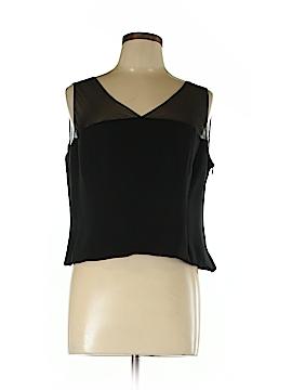 Carlisle Sleeveless Silk Top Size 18 (Plus)