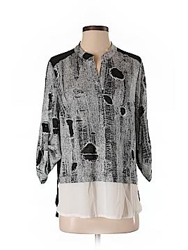 Bali 3/4 Sleeve Blouse Size S (Petite)