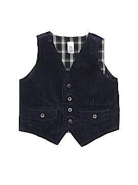 Baby Gap Tuxedo Vest Size 12-18 mo