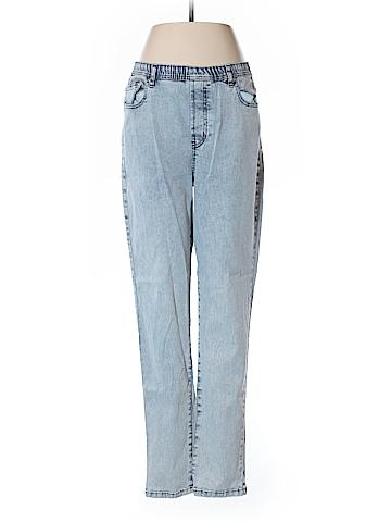 DG^2 by Diane Gilman Jeans Size M (Tall)