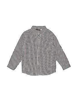 Boyz Wear By Nannette Long Sleeve Button-Down Shirt Size 5