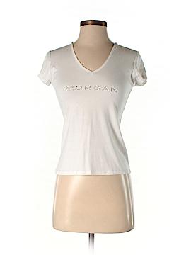 MORGAN by Morgan de Toi Short Sleeve T-Shirt Size 2