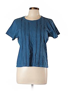 Lizwear by Liz Claiborne Short Sleeve T-Shirt Size L