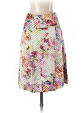 Etcetera Silk Skirt Size 00